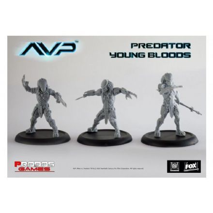 AvP: The Hunt Begins - Predator Young Bloods Expansion